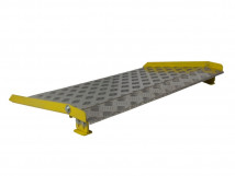 Пандус подставной на регулируемых ножках 700 x 400 x 50мм