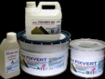 Клей четырёхкомпонентный FIXVERT для тактильной ПУ-плитки, 13 кг