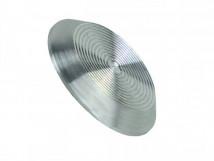Алюминиевый тактильный индикатор КТ 01 (AL) l-0. 35 x 35 x 5мм