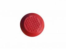 Тактильный индикатор из поливинилхлорида КТ 06 D35 PVC I-0 для приклеивания (красный)
