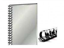 Брошюровка тактильных изданий формата А4 на пластиковую пружину (до 40 листов)