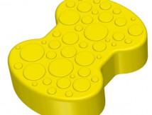 Объемная напольная мозайка Соединительный элемент 10710. 115 x 85 x 30мм
