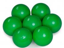 Шарики для сухого бассейна цвет зеленый 320 шт