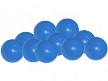 Шарики для сухого бассейна синие диаметр 7,5см, в коробке 320 шт