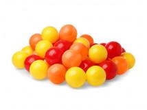 Набор шариков для сухого бассейна (разноцветные) 10740