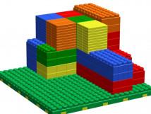 Конструктор-гигант «Архитектор-2» для детского сада