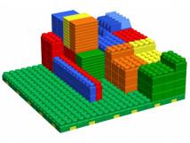 Конструктор-гигант «Архитектор-1» для детского сада