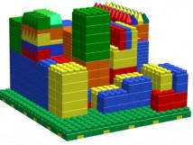Конструктор-гигант «Архитектор-4» для детского сада