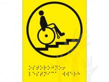 Г-10 Осторожно! Лестница вверх