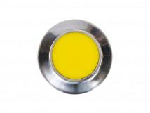 Комбинированный тактильный индикатор КТ 03 Д35 х 5 I-0(AISI304-PL) 35x25x5мм