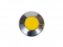 Комбинированный тактильный индикатор КТ 04 D25х5 I-0(AISI304-PL) 25x14x5мм