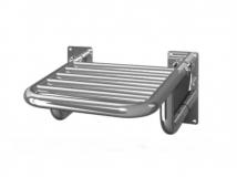 Сиденье откидное для инвалидов 415 x 500 мм