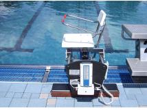 Pool-Butler. Мобильный подъемник для бассейнов