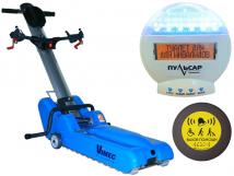 Мобильная система перемещения инвалида-колясочника с подъемником Roby T09