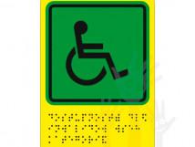 Г-01 Доступность для инвалидов всех категорий