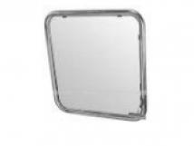 Травмобезопасное поворотное зеркало для инвалидов 680 x 680мм