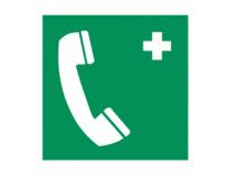 EC 06 Телефон связи с медицинским пунктом