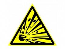 W 02 Взрывоопасно