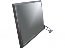 Травмобезопасное поворотное, вставное зеркало для инвалидов 600 x 400 мм