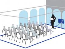 Исток С1 - стационарная система информационная для слабослышащих