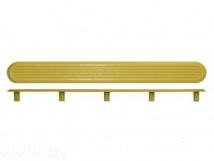 Тактильный индикатор из поливинилхлорида ПТ 33-30х290 PVC I-20